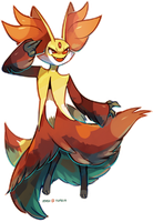 DELPHOX by MBLOCK