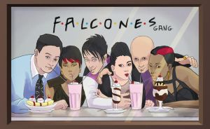 Falcone's Gang by LauraFMeis