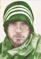 Jared Leto 3 by crayon2papier