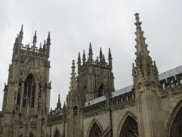York Minster 09 by LithiumStock