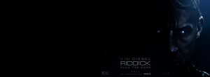 Riddick Facebook Cover by stacemyster