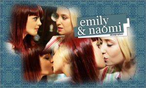Emily and Naomi by skinsgraphics