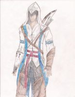 Connor Kenway by EcCenTricN8tive26