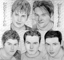 Westlife by shierly85