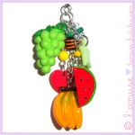 Pendentif 'Salade de Fruits' by lamuse-bidules