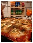 Pizza. by bymee