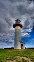 Phare gaspesien by Iouri