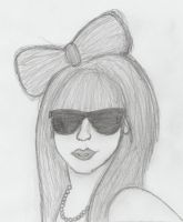 Gaga by AvengedFiction