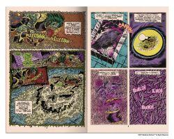 Maggot Man pages 3 and 4 by ChrisFaccone