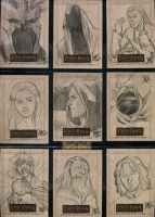 LOTR Masterpieces II 109-117 by aimo