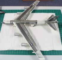 B-52G Stratofortress by sentinel28a