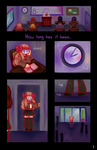 Legerdemain: A Prologue - Page 1 by StarCasket