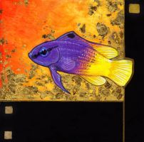 Klimt's Fish II by ursulav