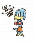 Brian the boxer by TheJTeam