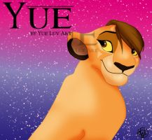 Yue gift by dyb
