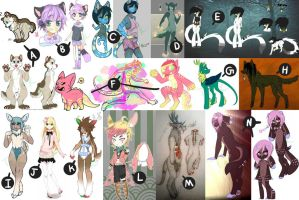 Resells-Adopts-Trades 10/14 open by TekNalaGee