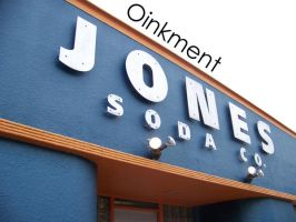 The Jones Offices Themselves. by Oinkment