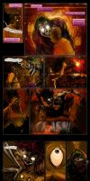 Dark Carnival: Pages 8-9 by DrewtheUnquestioned