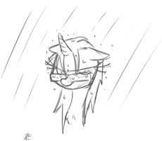 Fuken Rain! by leadhooves