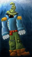 Archive: Hat Guy by TheDonQuixotic
