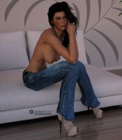 UniqueGirlJeans2 by Eclesi4stiK