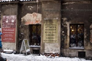 Kazimierz Bookshop by TonyPringle
