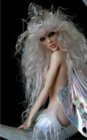 Lorelei - Moon Mermaid 1 by wingdthing