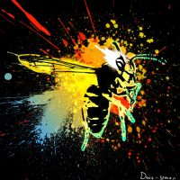 Wasp by dave-simon