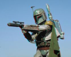Fett 3-D by MVRamsey