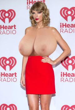 Taylor Swift Breast Expansion by ExpanShunMan