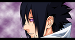 Sasuke Colored by ElietZero
