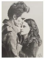 Edward and Bella by Purrfection67
