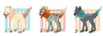 Wolf Adopt OPEN by 00rej