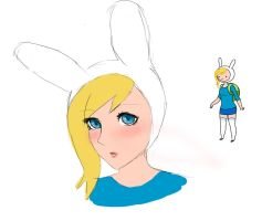 Fionna by SugarxxxCookie