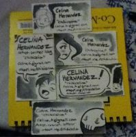 New Business Cards by ChibiCelina