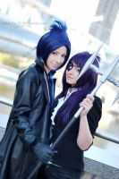 Chrome x Mukuro by JulieFiction