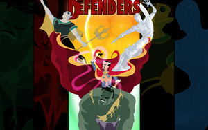 The Defenders by VegetarianGoat