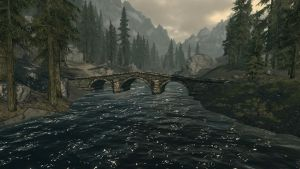 Landscape of Eastmarch 5 by Marina17