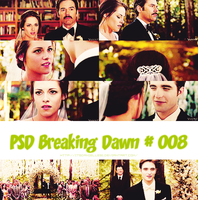 Breaking Dawn PSD #008 by itsdanielle91