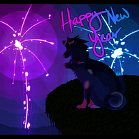 Happy New Year by SickAede