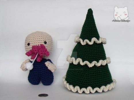 Ood Holiday by GoldenDestiny