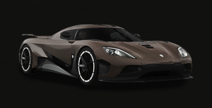 Koenigsegg concept by ivul