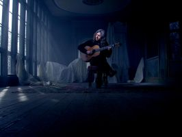 Opeth Music Video Still by LightParabol