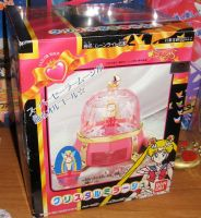 Sailor moon S music box by OWcollection
