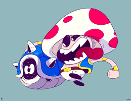 Toad II: the Toadest Toad of All Toad-dom by creatorofall