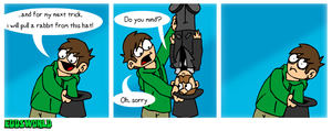 EWCOMIC99 - Magic by eddsworld