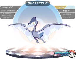 #054: Quetzicle by Lanmana