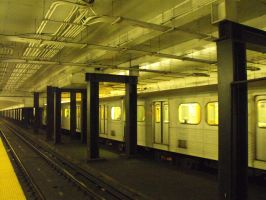 Toronto subway by Lady-Lilith0666