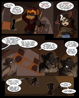 Keeping Up with Thursday: Issue 10, page 25 by AaronsArtStuff