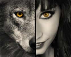 She wolf by MaryRaine